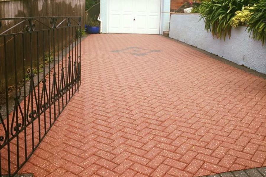 Commercial Driveway Cleaning in Dawlish, Devon