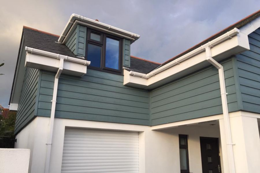 Soffit & Fascia Cleaning Exeter, Devon