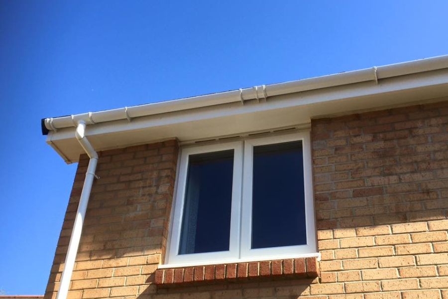 Soffit & Fascia Cleaning in Exeter, Devon
